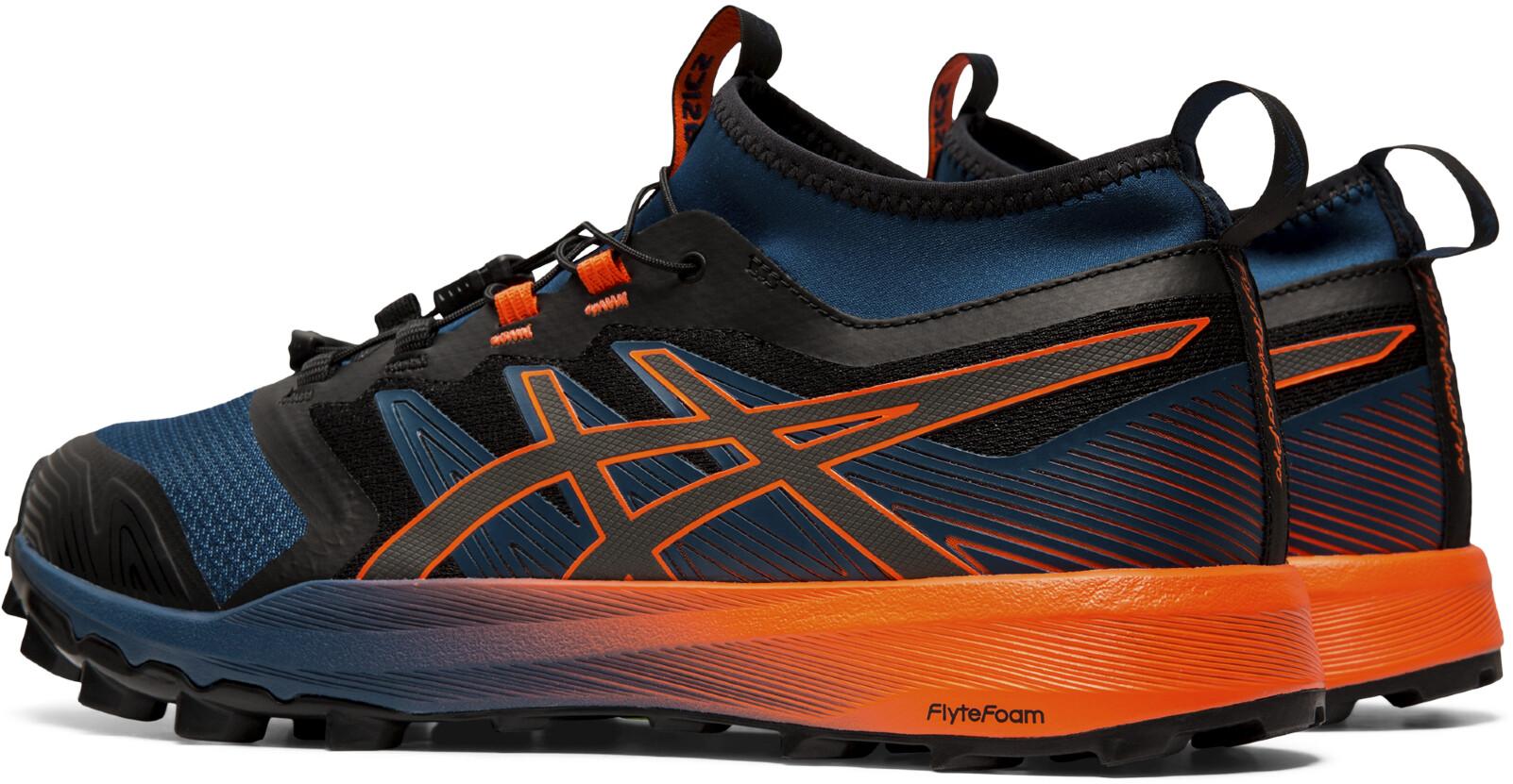 5521fc8fe6 asics FujiTrabuco Pro Shoes Men, mako blue/graphite grey | Campz.es